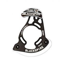 BLACKSPIRE TrailX 1X Chainguide - White - Kettenführung - weiß