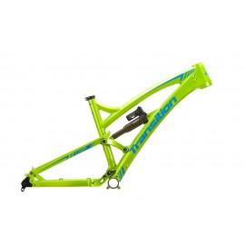 Transition Bikes Covert Carbon Rahmen / Framekit 2014 Größe L Grün ohne Dämpfer