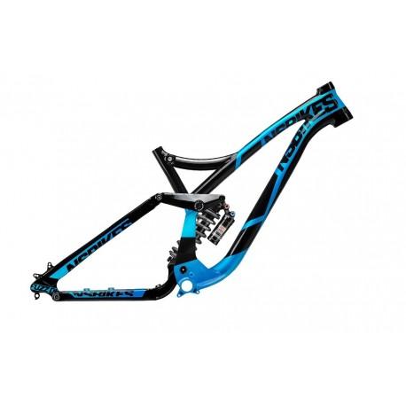 NS Bikes Fuzz Rahmen / Framekit 2014