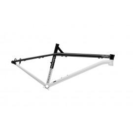 NS Bikes Eccentric Rahmen / Framekit 2014 Größe S Schwarz