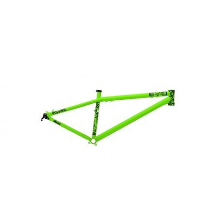 NS Bikes Surge Rahmen / Framekit 2014 Größe L Gelb