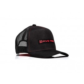 Five Ten Kappe D Trucker Hat schwarz