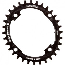 Blackspire Snaggletooth Narrow Wide Chainring OVAL 104mm