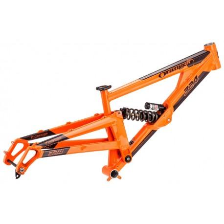 "Orange 324 DH Rahmen 27,5"" - Modell 2017"