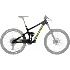 Norco Bikes 2017 Range Carbon C9.2 Rahmen Frameset