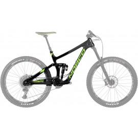 Norco Bikes 2017 Range Carbon C9.2 Rahmen aus TESTBIKE