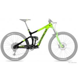 "Norco Bikes 2018 Range Carbon C3 29"" Rahmen Frameset DVO Topaz"