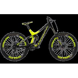 Norco Bikes 2016 Aurum Carbon C 7.1 Rahmen aus Testbike