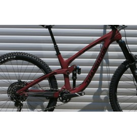 Transition 2019 Sentinel Carbon Rahmenkit inkl. Fox DPX2 Performance Elite - rot