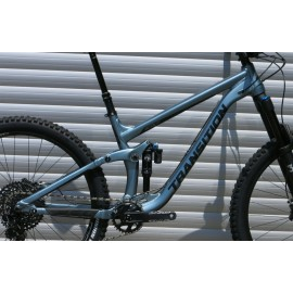 Transition 2019 Scout Rahmenkit inkl. Fox DPX2 Performance Elite - blau