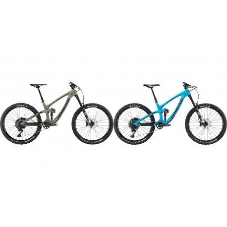 Transition Bikes Komplettbike Patrol Carbon X01 2019