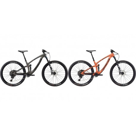 Transition Bikes Komplettbike Smuggler Carbon X01 2019