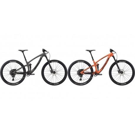 Transition Bikes Komplettbike Smuggler Carbon NX 2019