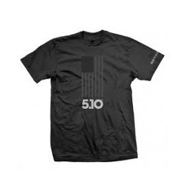 Five Ten T-Shirt BOTB flag schwarz grau