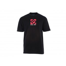 Five Ten T-Shirt 3 Line schwarz