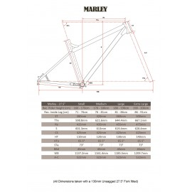 """Ragley Piglet 2019 Komplettbike 27,5"""" 650B"""