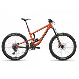 "Santa Cruz Nomad Carbon CC V4 Rahmen 27,5"" - 170mm - Modell 2019 - orange"