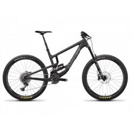 """Santa Cruz Nomad Carbon CC V4 Rahmen 27,5"""" - 170mm - Modell 2019 - schwarz"""