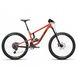 "Santa Cruz Nomad AL V4 Rahmen 27,5"" - 170mm - Modell 2019 - orange"