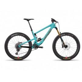 """Santa Cruz Bronson Carbon CC 3.0 Rahmen 27,5"""" - Modell 2019 - blau"""