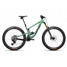 "Santa Cruz Megatower Carbon CC Rahmen 29"" - Modell 2020 - grün"