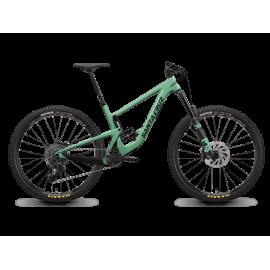 Santa Cruz Megatower Carbon C - S Kit - Modell 2020 - grün