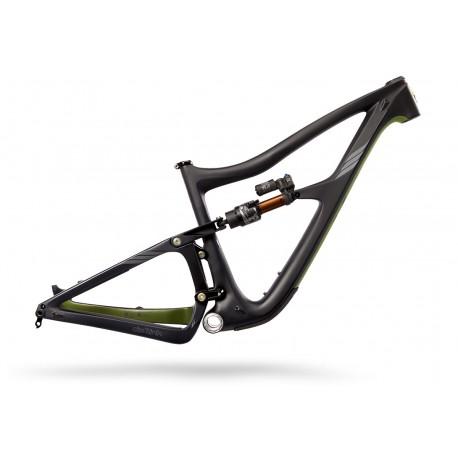"""IBIS Cycles Ripmo 29"""" Enduro Rahmen 2019 - schwarz"""