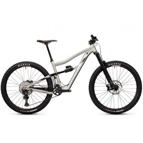 IBIS Cycles Ripmo AF Shimano SLX Kit 2020 silber