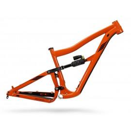 """IBIS Cycles Ripmo AF 29"""" Enduro Rahmen 2021 - orange"""