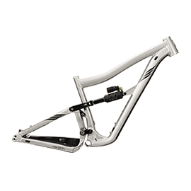 """IBIS Cycles Ripmo AF 29"""" Enduro Rahmen 2020 - silber"""