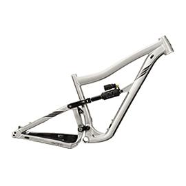 """IBIS Cycles Ripmo AF 29"""" Enduro Rahmen 2021 - silber"""