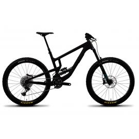 "Santa Cruz Nomad Carbon CC X01 Komplettbike V4 Rahmen 27,5"" - 170mm - Modell 2020 - eggplant"