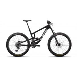 "Santa Cruz Nomad Carbon CC X01 Komplettbike V4 Rahmen 27,5"" - 170mm - Modell 2020 - black"