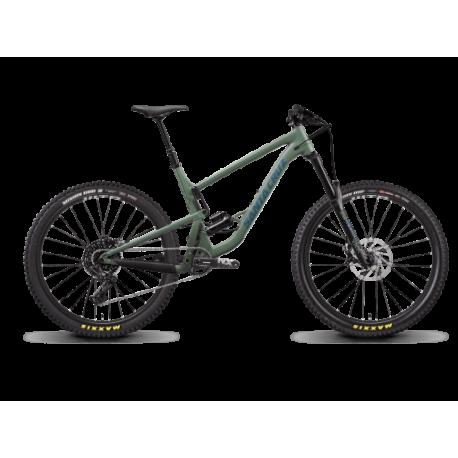 "Santa Cruz Bronson AL 3.0 Rahmen 27,5"" - Modell 2020 - grün"