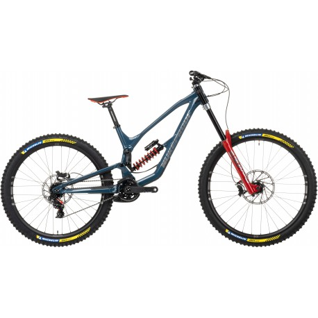 """Nukeproof Dissent 297 RS DH Mountainbike Downhill Komplettbike 29""""/27,5"""" Mullet 2021"""