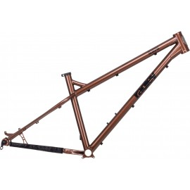 "Ragley Blue Pig Hardtail 2021 Rahmen 27,5"" - copper"