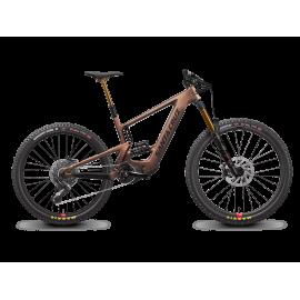 Santa Cruz Bullit Carbon CC X01 Kit Mullet eBike Komplettbike